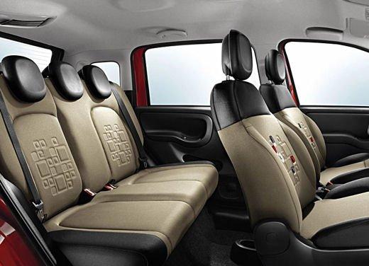 Gli interni della Nuova Fiat Panda, foto e dettagli - Foto 11 di 21