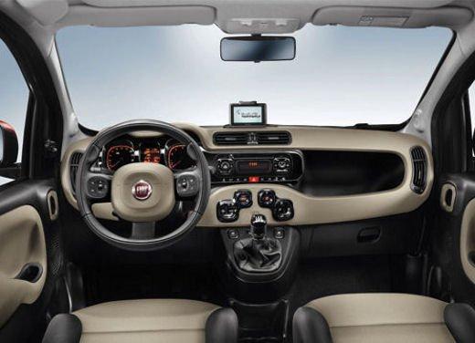 Gli interni della Nuova Fiat Panda, foto e dettagli - Foto 15 di 21