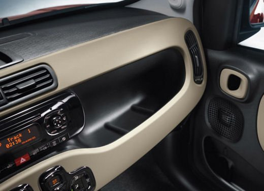 Gli interni della Nuova Fiat Panda, foto e dettagli - Foto 18 di 21