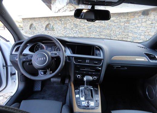 Nuova Audi A4 provata in tutte le versioni, compresa Audi A4 Allroad quattro - Foto 8 di 12