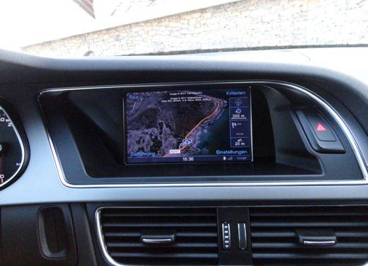 Nuova Audi A4 provata in tutte le versioni, compresa Audi A4 Allroad quattro - Foto 9 di 12