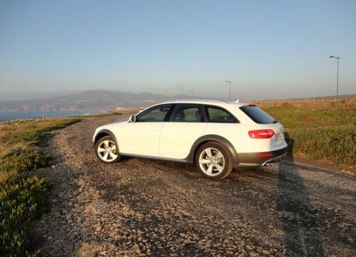 Nuova Audi A4 provata in tutte le versioni, compresa Audi A4 Allroad quattro - Foto 12 di 12