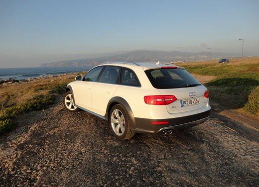 Nuova Audi A4 provata in tutte le versioni, compresa Audi A4 Allroad quattro - Foto 10 di 12