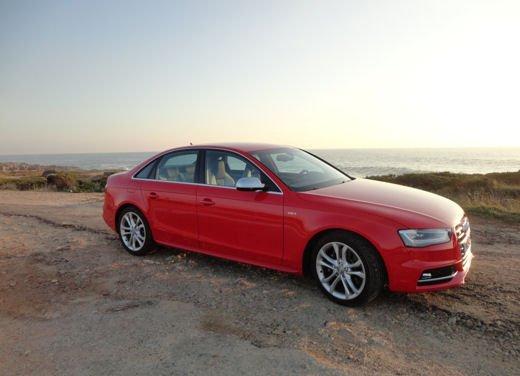 Nuova Audi A4 provata in tutte le versioni, compresa Audi A4 Allroad quattro - Foto 4 di 12