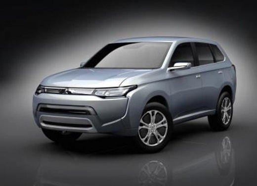Mitsubishi concept a Ginevra 2012 - Foto 3 di 10