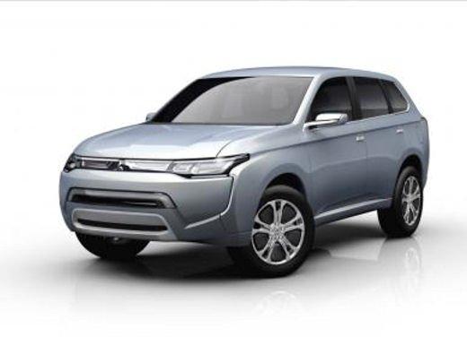 Mitsubishi concept a Ginevra 2012 - Foto 10 di 10