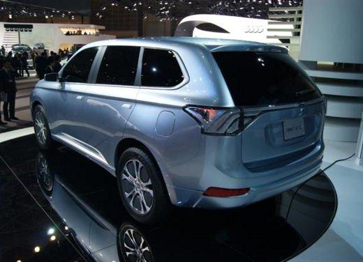 Mitsubishi concept a Ginevra 2012 - Foto 1 di 10