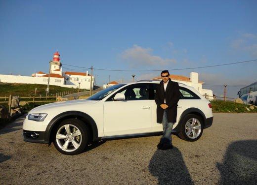 Nuova Audi A4 provata in tutte le versioni, compresa Audi A4 Allroad quattro - Foto 11 di 12
