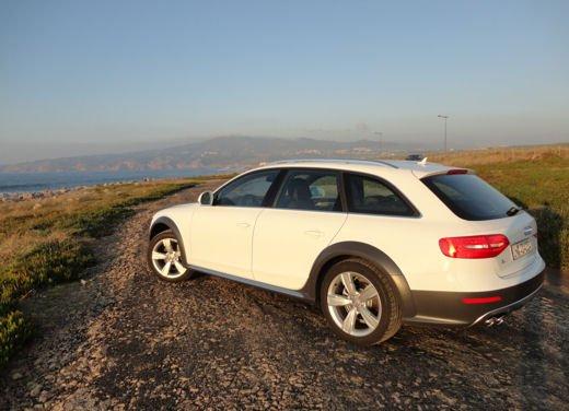Nuova Audi A4 provata in tutte le versioni, compresa Audi A4 Allroad quattro - Foto 1 di 12