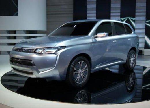 Mitsubishi concept a Ginevra 2012 - Foto 4 di 10