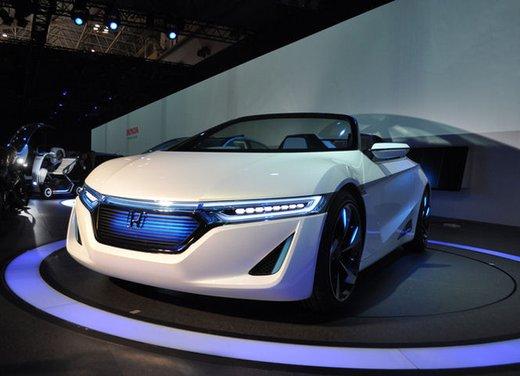 Honda Sports EV in produzione