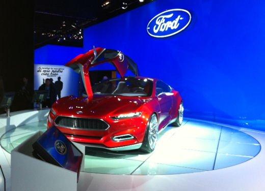 Ford Evos - Foto 16 di 40