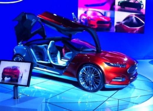 Novità live Motor Show 2011 – Tutte le foto - Foto 31 di 33