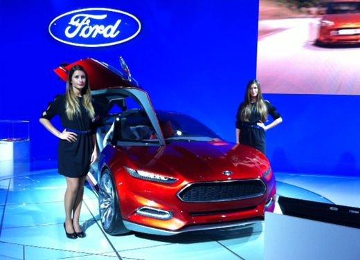 Novità live Motor Show 2011 – Tutte le foto - Foto 25 di 33