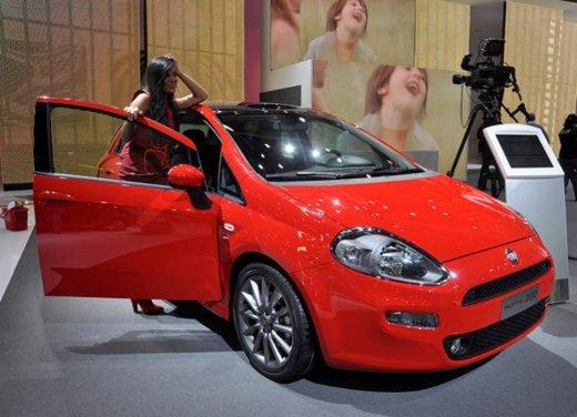 Offerta Fiat Punto con prezzi in promozione da 9.700 euro a luglio 2012