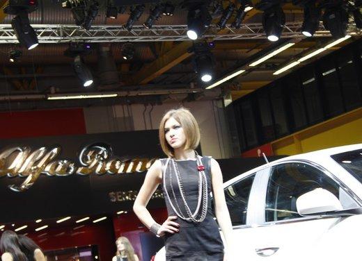Le ragazze più sexy del Motor Show 2011 – Tutte le Foto