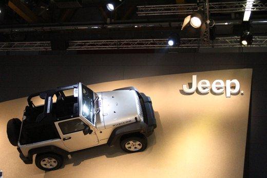 Panoramica dagli stand del Motor Show di Bologna 2011 - Foto 4 di 41