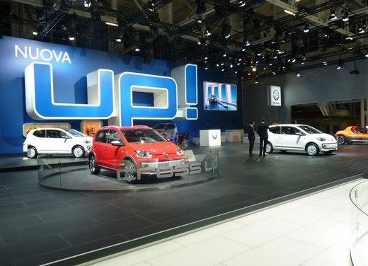 Volkswagen UP! Metano - Foto 1 di 10
