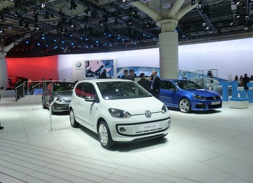 Volkswagen UP! Metano - Foto 3 di 10