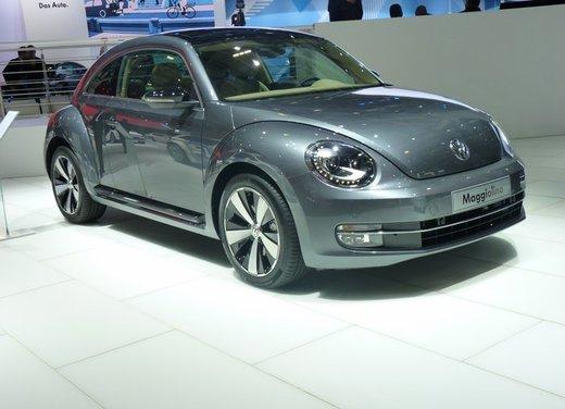 Novità Volkswagen 2012 - Foto 3 di 15