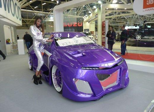 Panoramica dagli stand del Motor Show di Bologna 2011 - Foto 35 di 41