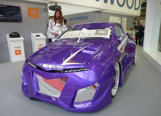 Panoramica dagli stand del Motor Show di Bologna 2011 - Foto 36 di 41