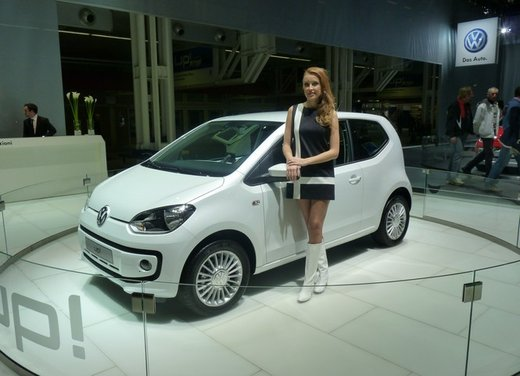 Volkswagen UP! Metano - Foto 4 di 10