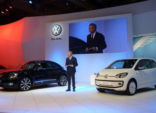 Volkswagen Eco Up Metano in promozione al prezzo di 10.800 euro - Foto 6 di 10
