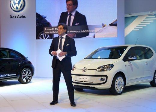 Volkswagen UP! Metano - Foto 7 di 10