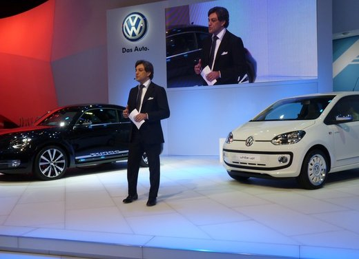 Volkswagen Eco Up Metano in promozione al prezzo di 10.800 euro - Foto 8 di 10