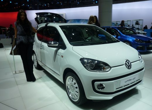 Volkswagen UP! Metano - Foto 10 di 10