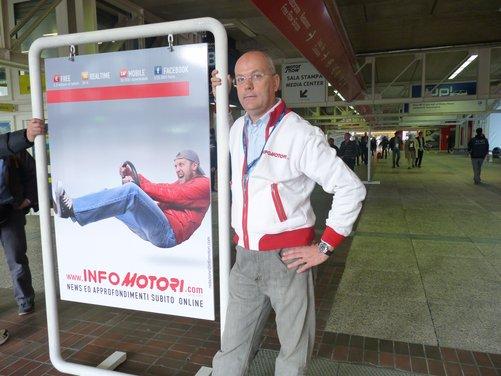 Panoramica dagli stand del Motor Show di Bologna 2011 - Foto 41 di 41