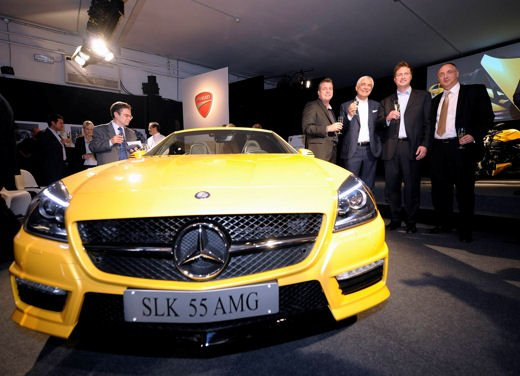 Mercedes SLK 55 AMG Streetfighter Yellow - Foto 14 di 16