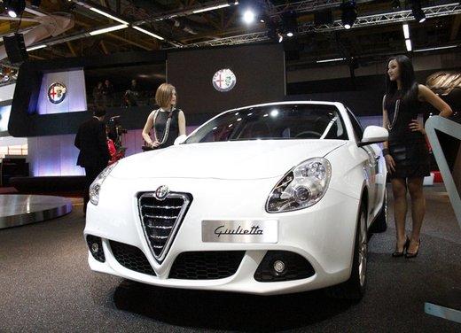 Alfa Romeo Giulietta GPL in promozione al prezzo di 18.400 euro - Foto 5 di 10