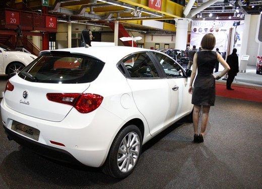 Alfa Romeo Giulietta GPL in promozione al prezzo di 18.400 euro - Foto 7 di 10