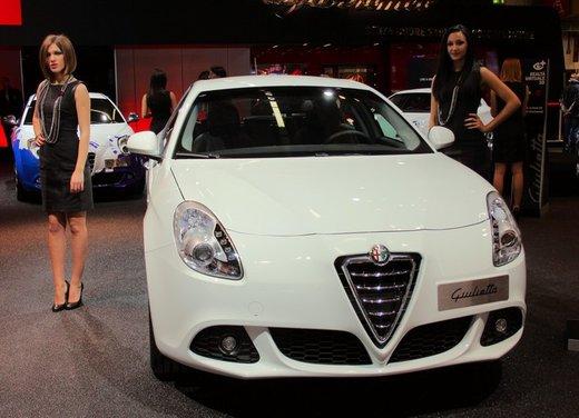 Alfa Romeo Giulietta al prezzo di 17.400 euro grazie ai 5.000 euro di incentivi - Foto 1 di 10
