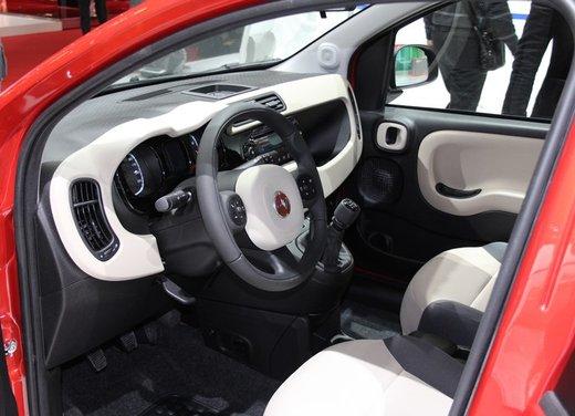 Gli interni della Nuova Fiat Panda, foto e dettagli - Foto 1 di 21