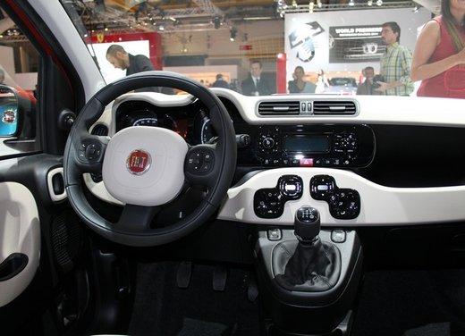 Gli interni della Nuova Fiat Panda, foto e dettagli