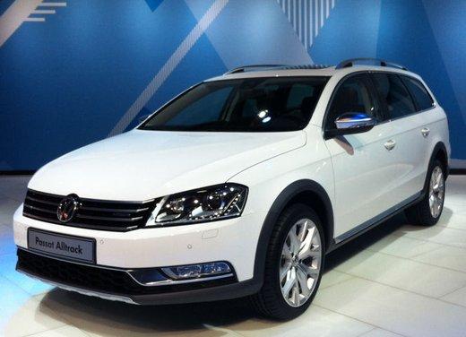 Novità Volkswagen 2012 - Foto 4 di 15