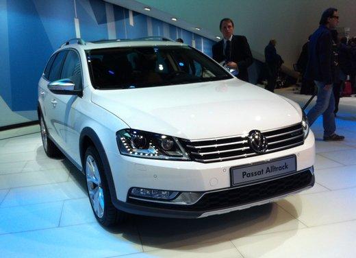 Novità Volkswagen 2012 - Foto 14 di 15