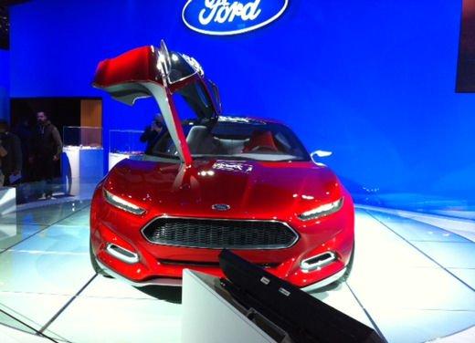 Ford Evos - Foto 5 di 40
