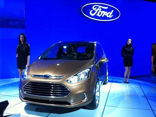 Novità live Motor Show 2011 – Tutte le foto - Foto 23 di 33