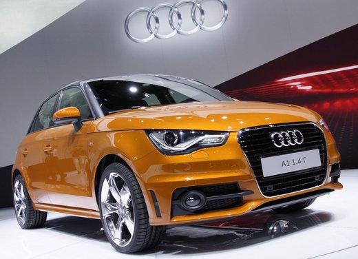 Audi A1 Sportback: comunicati i prezzi della Audi A1 5 porte. Partono da 17.830 Euro