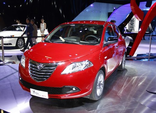 Lancia Ypsilon Black&Red - Foto 2 di 46