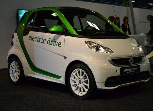 Concept car ed ecologiche al Motor Show di Bologna 2011 - Foto 34 di 37