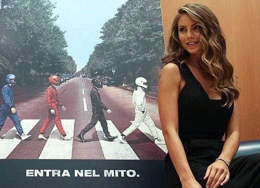 Stelle, campioni e vip al Motorshow di Bologna - Foto 10 di 23