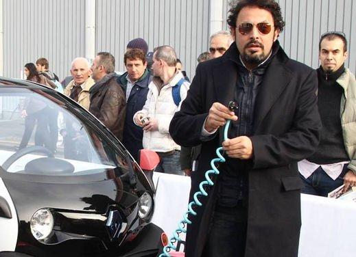 Stelle, campioni e vip al Motorshow di Bologna - Foto 4 di 23