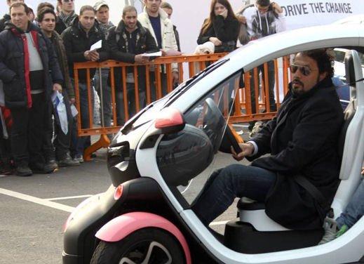 Stelle, campioni e vip al Motorshow di Bologna - Foto 5 di 23