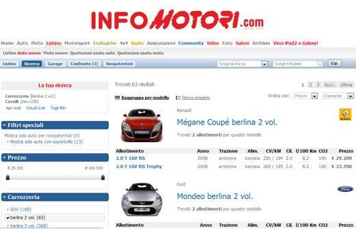 1100 Auto con il Superbollo, la lista completa - Foto 1 di 12