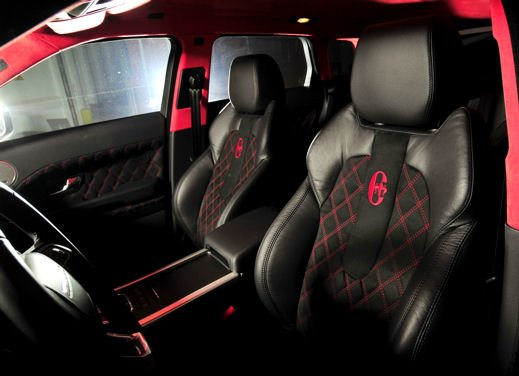 Range Rover Evoque HFI-R by Marangoni Tyre - Foto 19 di 24